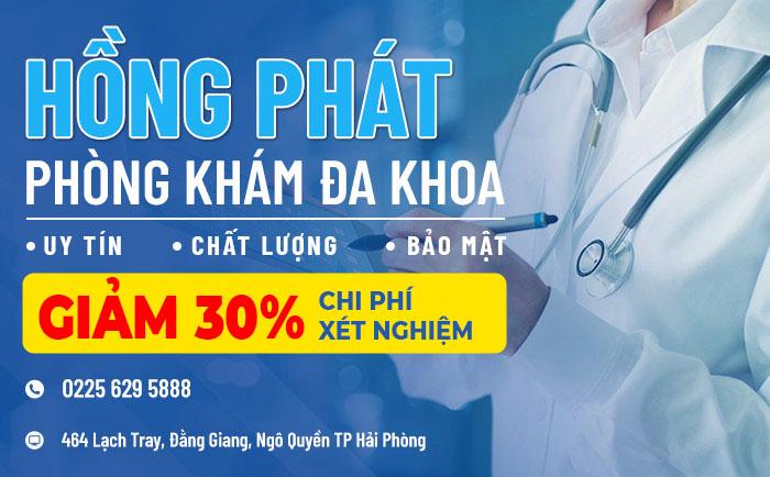banner Phòng khám tại Hải Phòng - phongkhamdakhoahongphat.vn