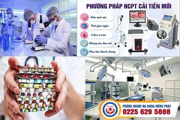 Phòng khám Hồng Phát – địa chỉ chữa polyp hậu môn hiệu quả