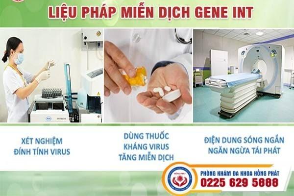 Điều trị nhiễm Herpes sinh dục an toàn, hiệu quả tại Phòng Khám Hồng Phát