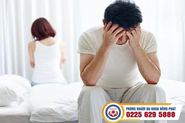 Biểu hiện bệnh xã hội thường gặp ở nam và nữ