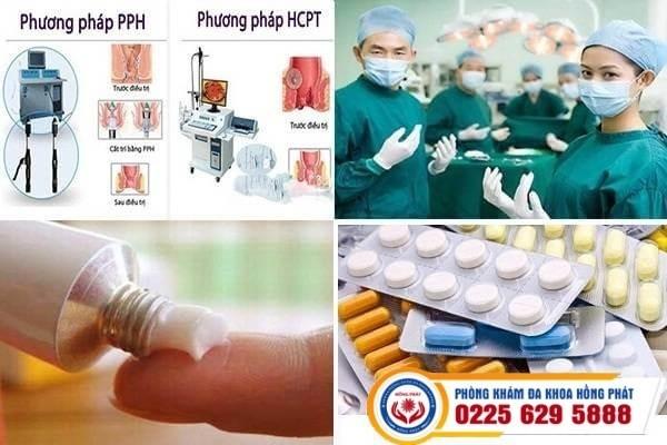 Hỗ trợ điều trị bệnh trĩ hiệu quả an toàn tại Phòng khám Hồng Phát