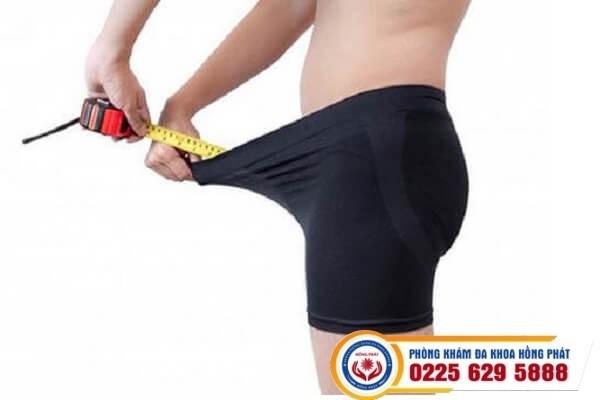 Phương pháp tăng kích thước cậu nhỏ lấy lại phong độ nam giới