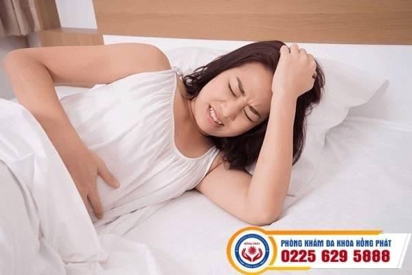 Nguyên nhân gây ra đau bụng kinh là gì?