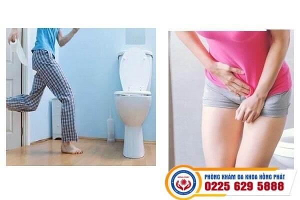 Tiểu thường xuyên tiểu nhiều lần trong ngày triệu chứng không thể xem thường