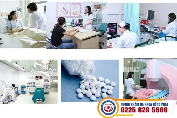 Địa chỉ phòng khám chữa trị bệnh viêm phụ khoa
