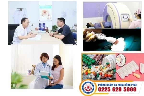 Phòng khám đa khoa Hồng Phát- địa chỉ khám hỗ trợ chữa giảm ham muốn nam uy tín
