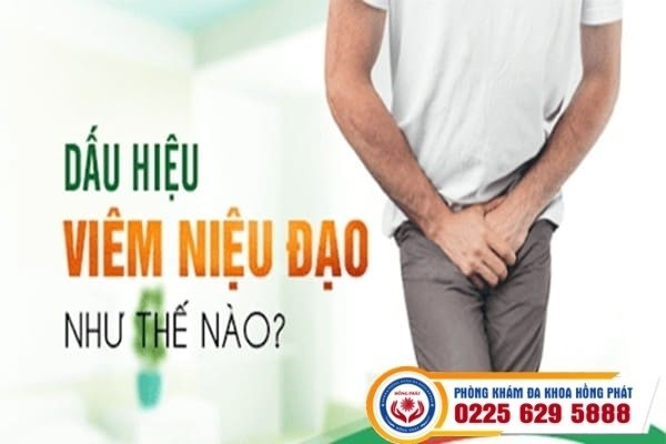 Cảnh giác với dấu hiệu bệnh viêm niệu đạo ở nam giới