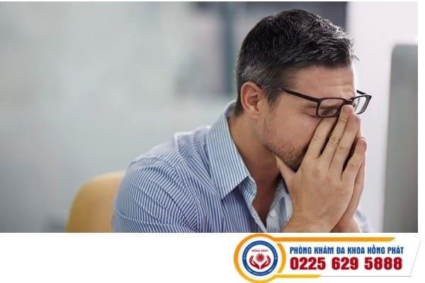 Đau tinh hoàn là bị gì – Phải làm sao để hết đau – Điều trị hiệu quả tại Hồng Phát