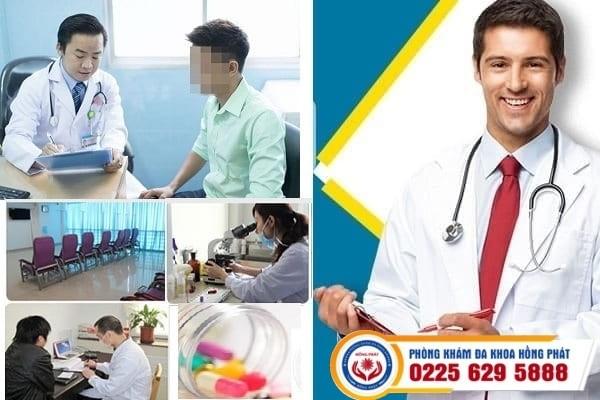 Địa chỉ chuyên khám và hỗ trợ điều trị các bệnh lý dương vật tại Hải Phòng