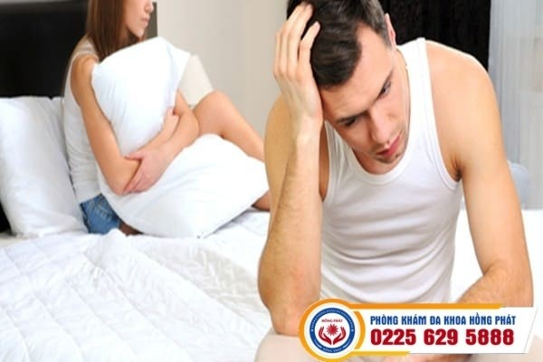 Nguyên nhân gây bệnh yếu sinh lý ở nam giới