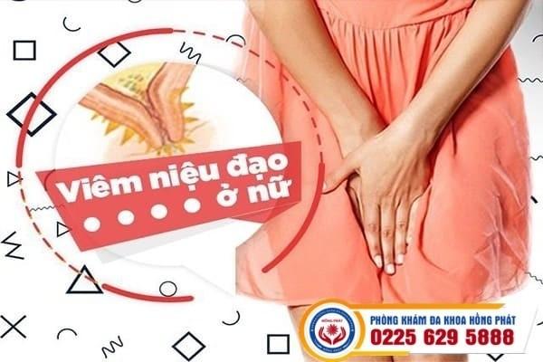 Nhận biết mối nguy hiểm khi mắc viêm niệu đạo nữ