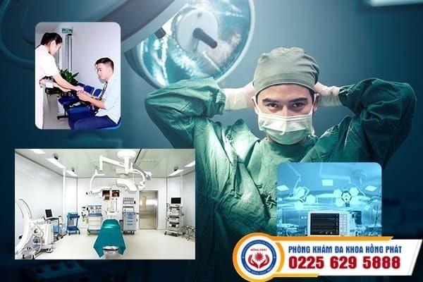 Phẫu thuật kéo dài dương vật cùng các bác sĩ nam khoa ưu tú
