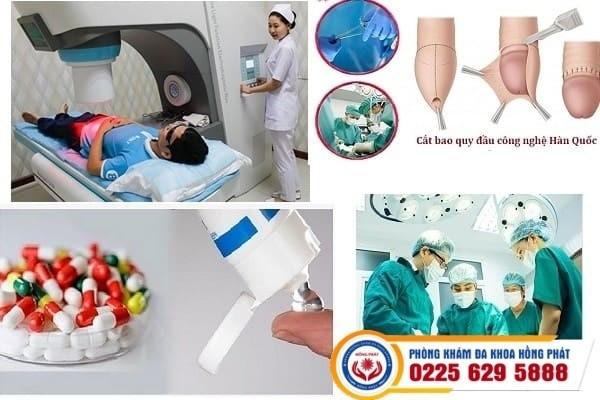 Phương pháp hỗ trợ chữa yếu sinh lý hiệu quả tại Hồng Phát