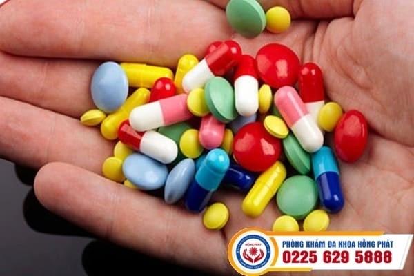 Thuốc hỗ trợ điều trị viêm đường tiết niệu
