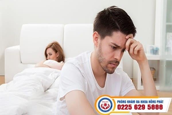 Xuất tinh chậm ở nam giới là bị bệnh gì?