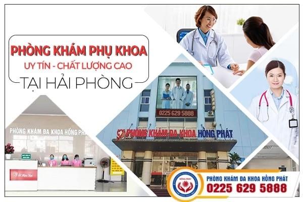 Phòng khám Đa khoa Hồng Phát – địa chỉ chăm sóc sức khỏe sinh sản nữ giới uy tín