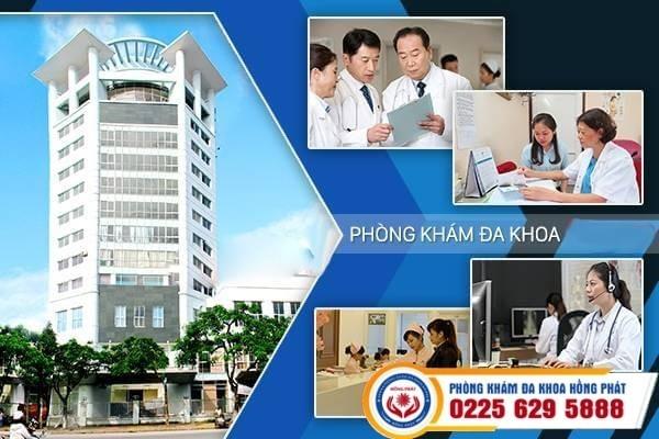 Phòng khám Đa khoa Hồng Phát hỗ trợ điều trị những gì?