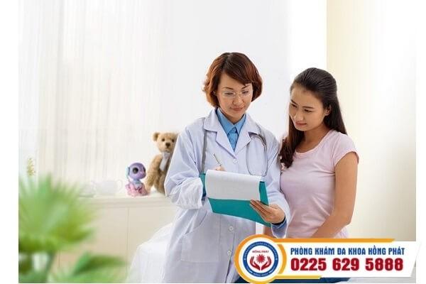 Hỗ trợ điều trị viêm tử cung ở nữ giới