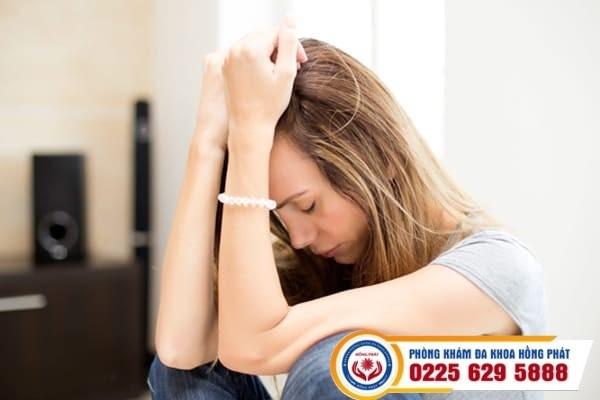 Âm đạo chảy mủ là bệnh gì?