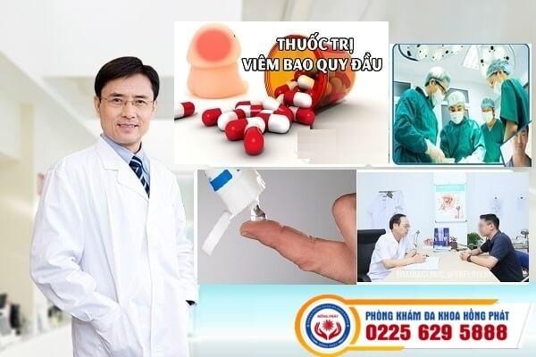 Cách hỗ trợ điều trị viêm bao quy đầu hiệu quả