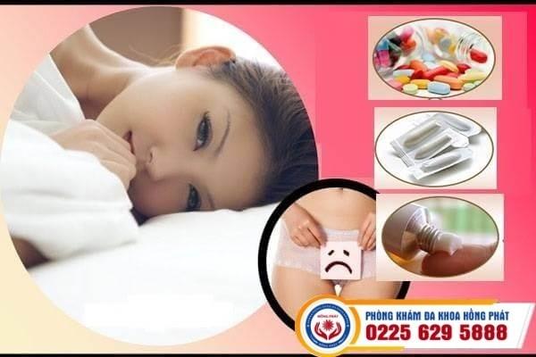 Thuốc trị viêm nấm phụ khoa nào tốt nhất hiện nay?