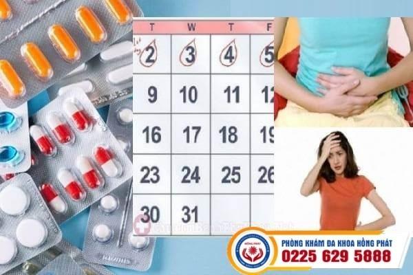 Thuốc chữa chậm trễ kinh nguyệt nào tốt?