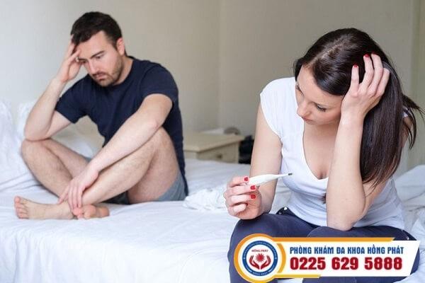 Xuất tinh ngược là nguy cơ gây vô sinh ở nam giới